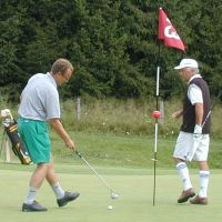 golf in Cansiglio
